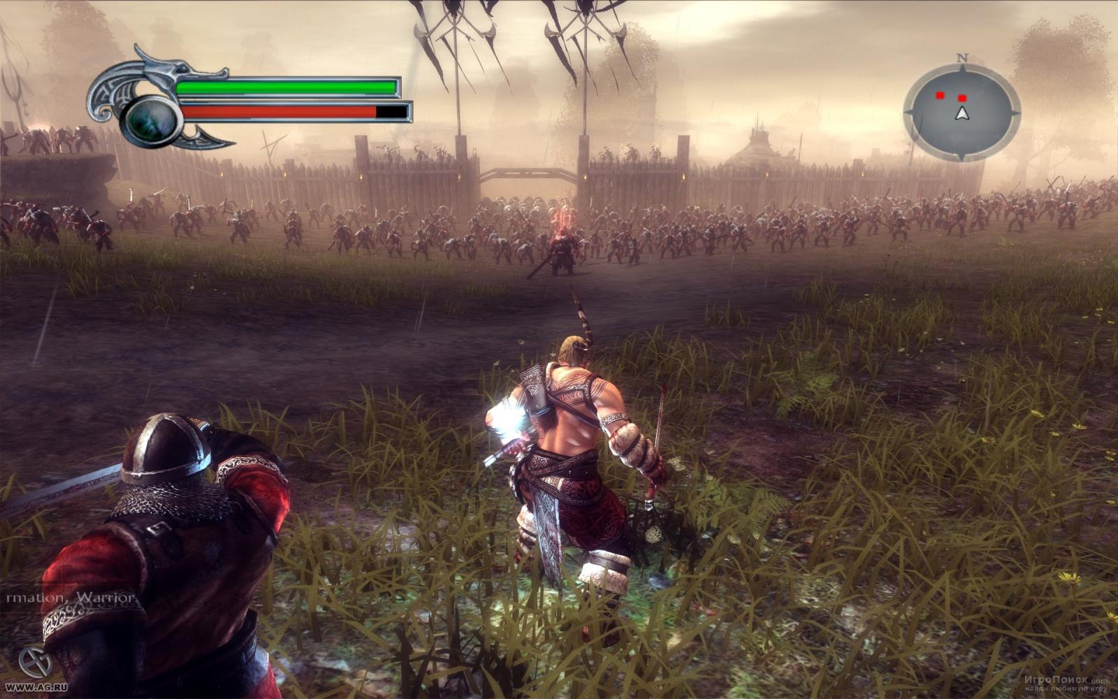 Скриншот к игре Viking: Battle for Asgard