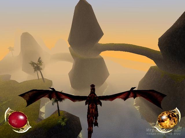 Скриншот к игре Drakan: Order of the Flame