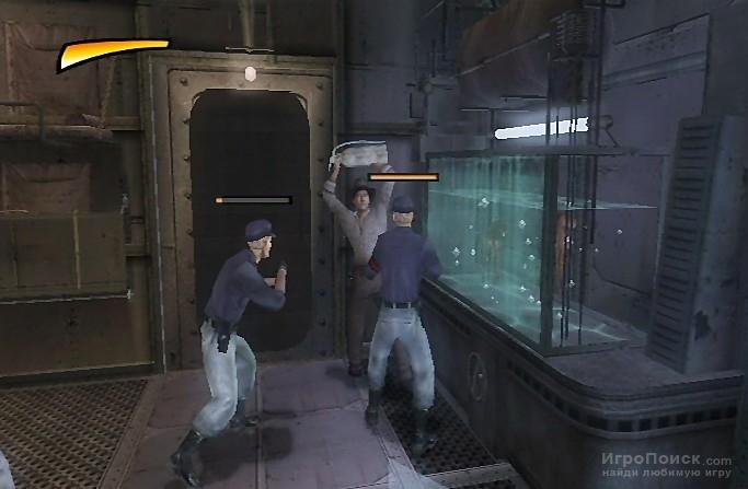 Скриншот к игре Indiana Jones and the Staff of Kings