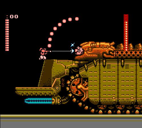 Скриншот к игре Shadow of the Ninja