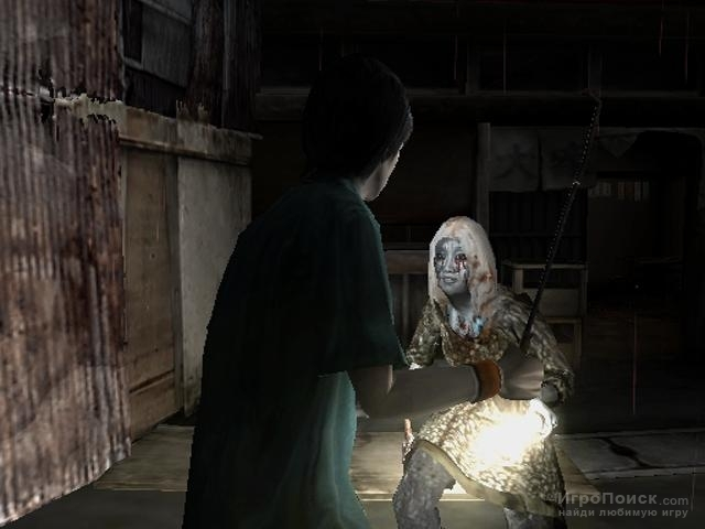 Скриншот к игре Forbidden Siren