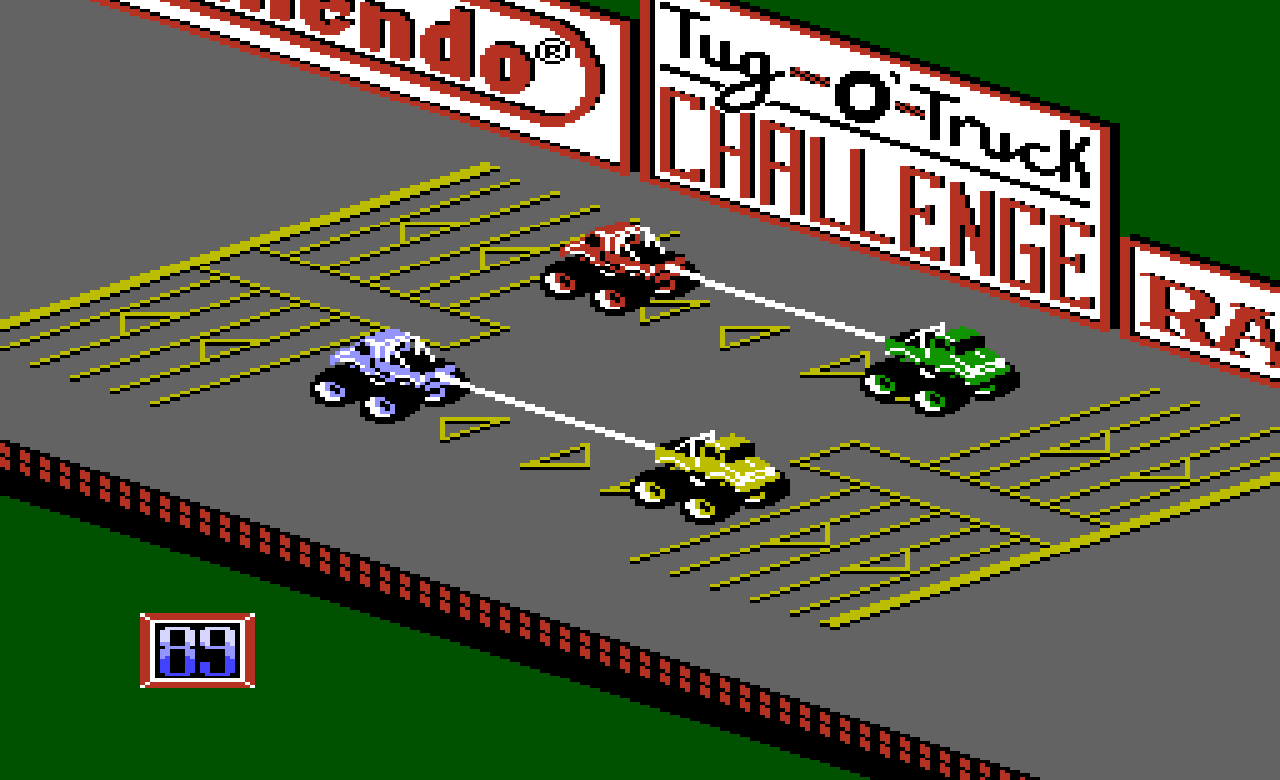Скриншот к игре R.C. Pro-Am II