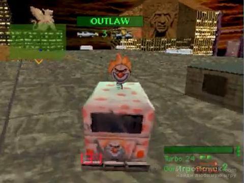 Скриншот к игре Twisted Metal