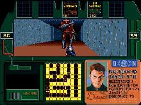 Скриншот к игре Zero Tolerance