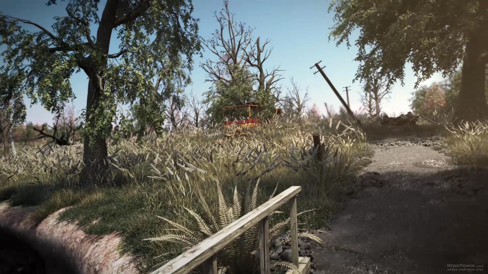 Скриншот к игре ATOM RPG: Post-apocalyptic indie game