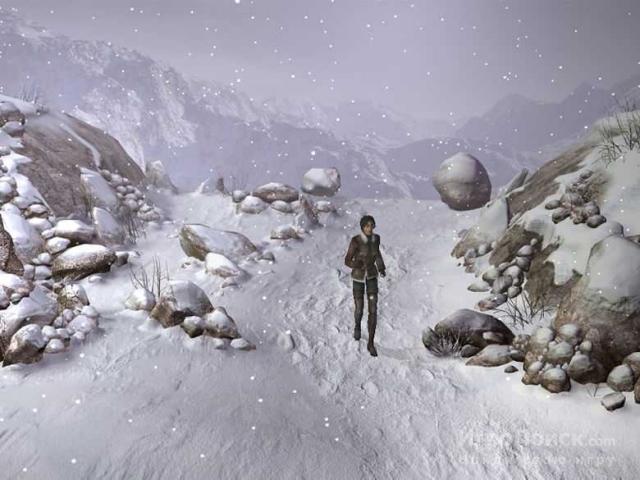 Скриншот к игре Syberia II