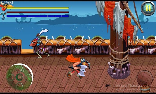 Скриншот к игре Great Legends: Vikings