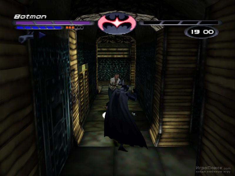 Скриншот к игре Batman and Robin