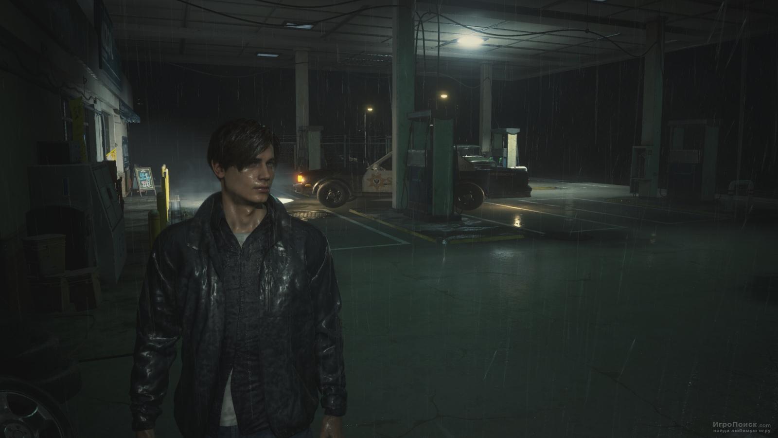 Скриншот к игре Resident Evil 2 2019