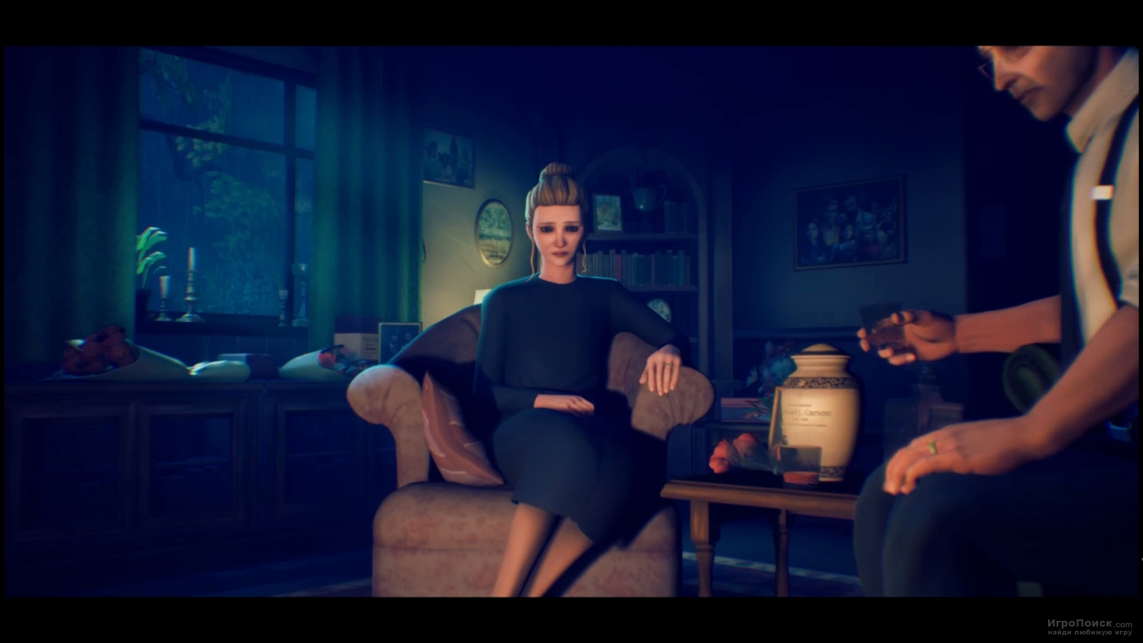 Скриншот к игре The Occupation