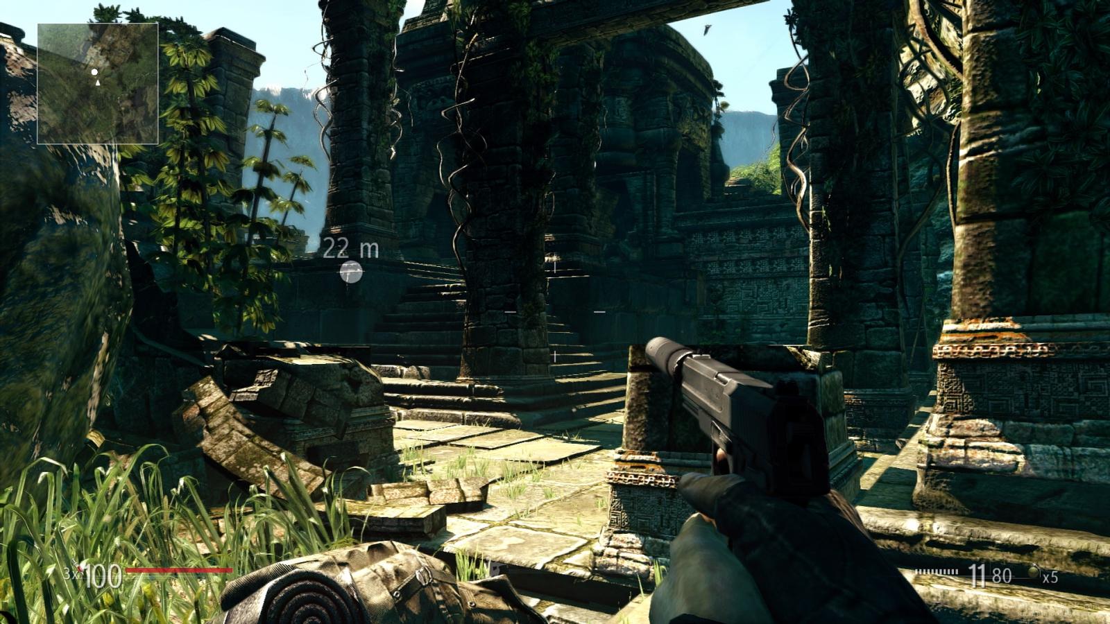 Скриншот к игре Sniper: Ghost Warrior