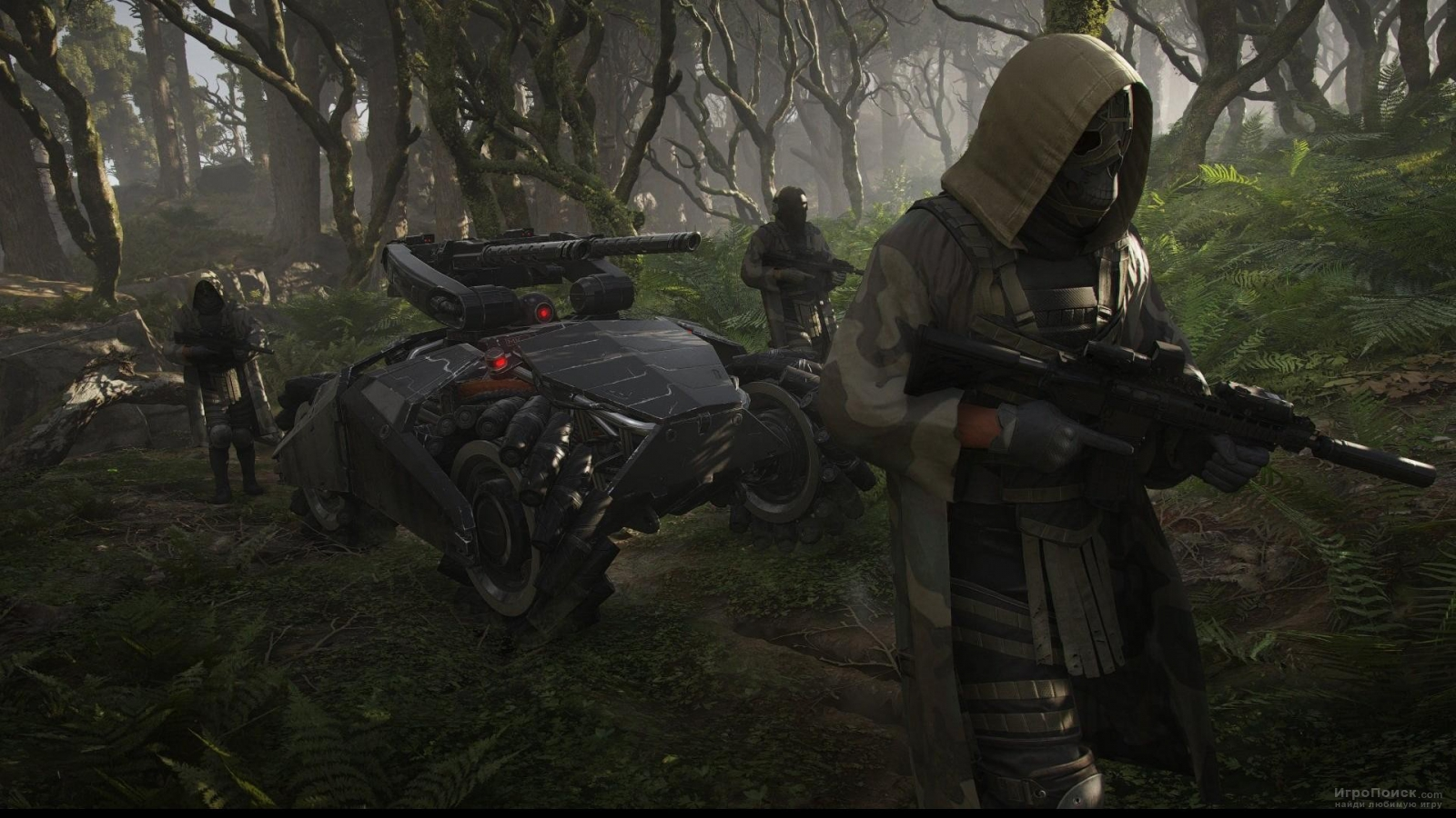 Скриншот к игре Tom Clancy's Ghost Recon: Breakpoint