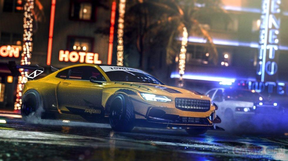 Скриншот к игре Need for Speed: Heat