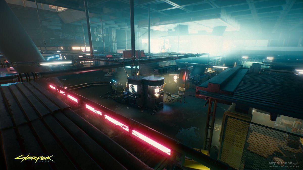 Скриншот к игре CyberPunk 2077