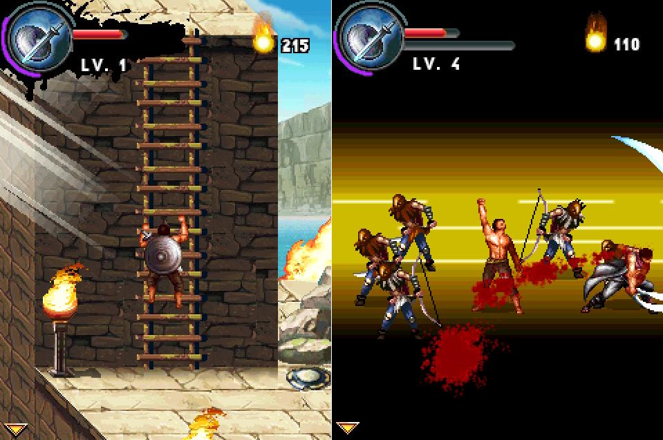 Скриншот к игре Immortals