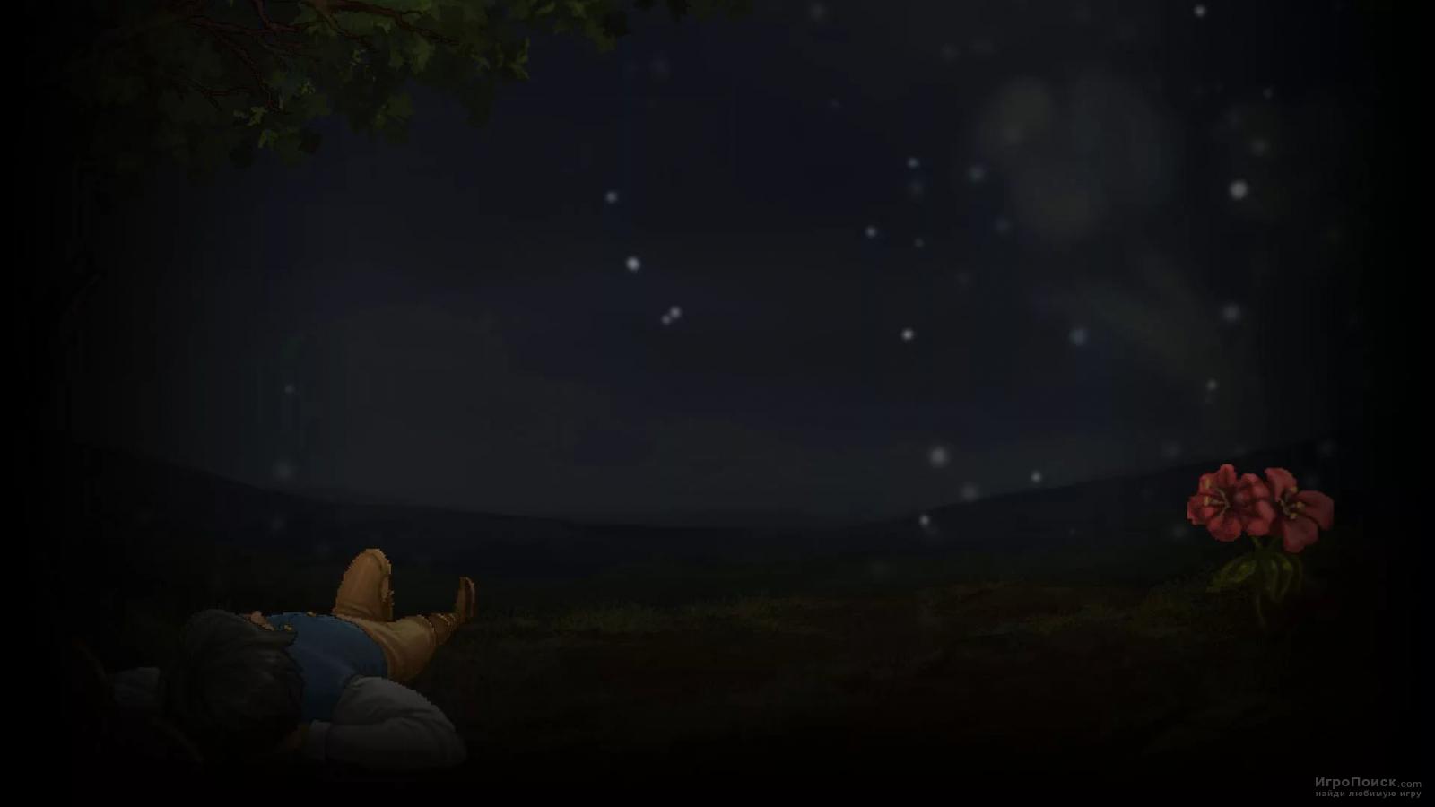 Скриншот к игре Finding Paradise