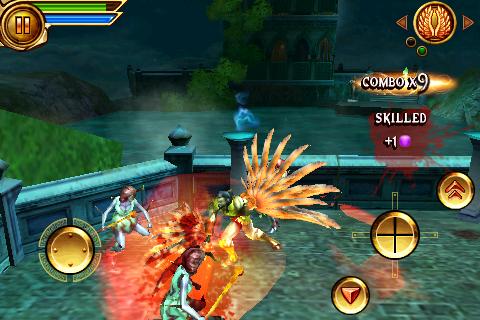 Скриншот к игре Hero of Sparta II