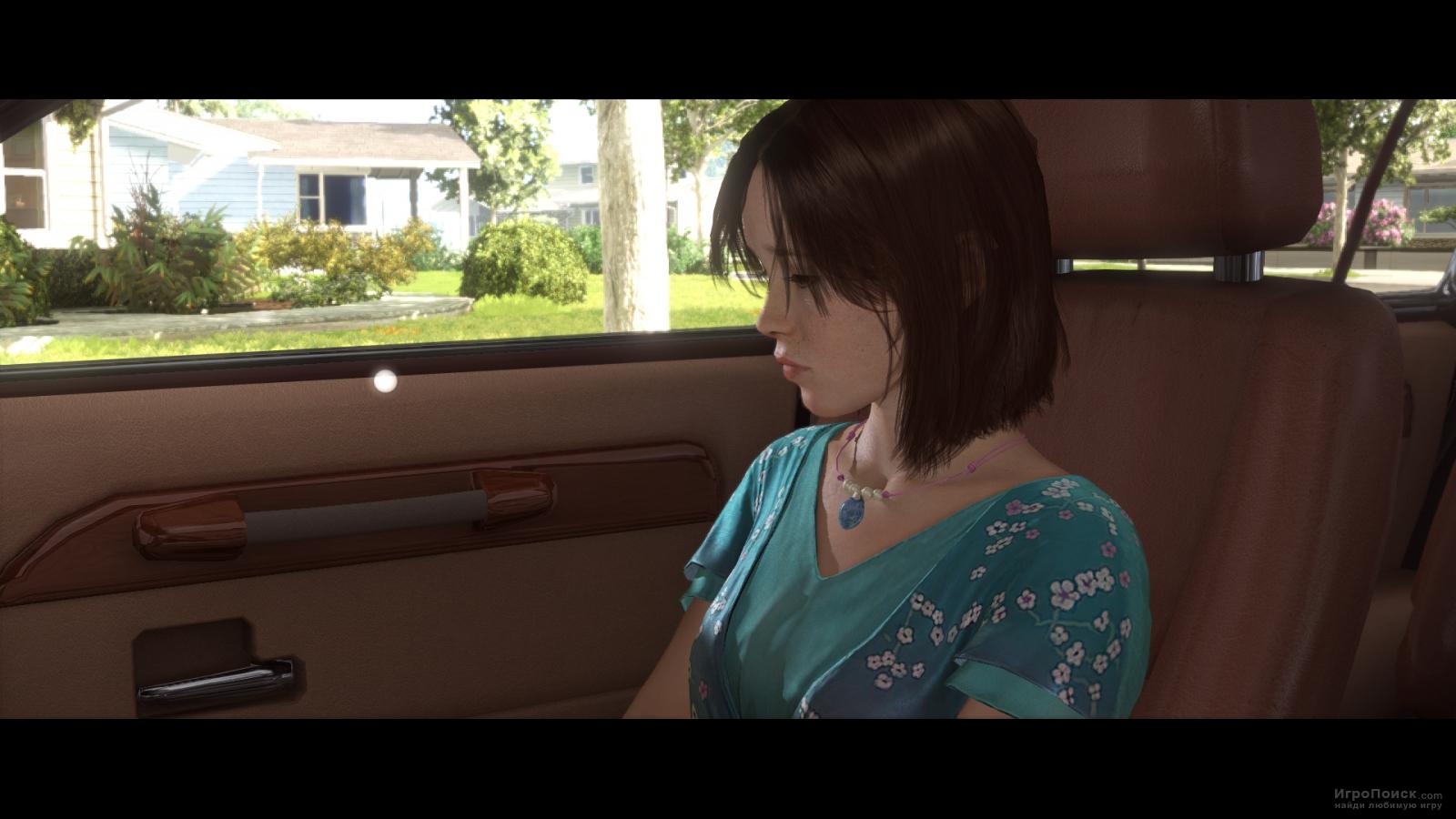 Скриншот к игре Beyond: Two Souls