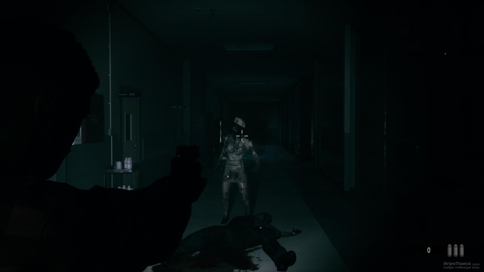 Скриншот к игре Daymare: 1998