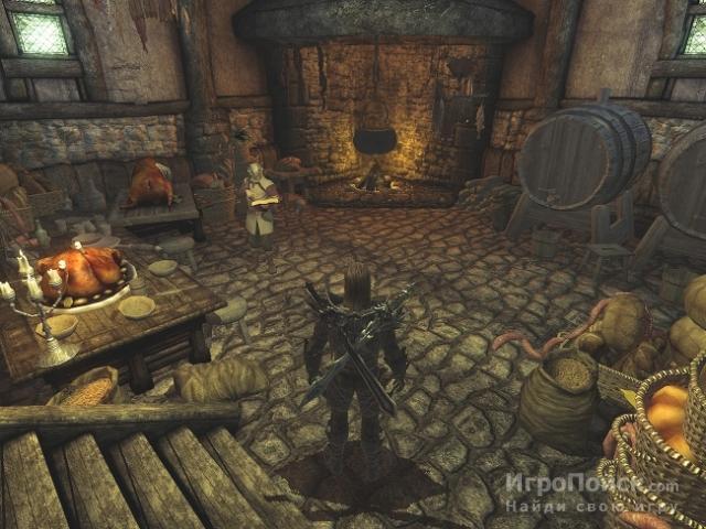 Скриншот к игре Divinity II: Flames of Vengeance