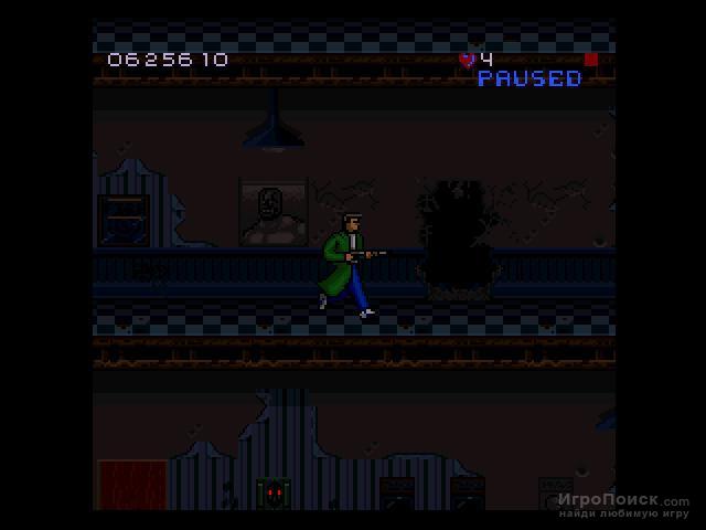 Скриншот к игре The Terminator for SNES