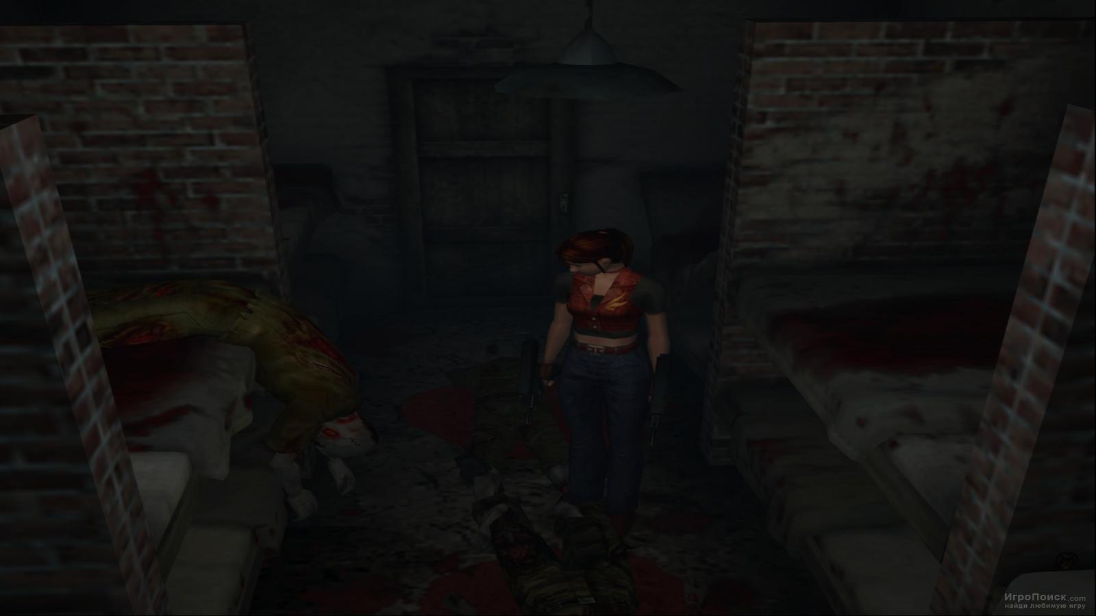 Скриншот к игре Resident Evil - Code: Veronica