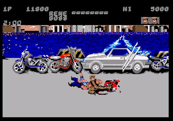 Скриншот к игре Renegade