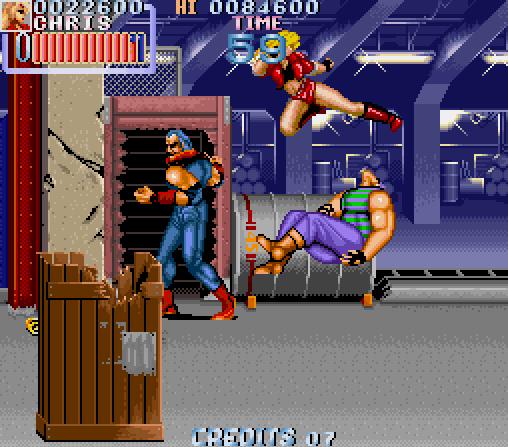 Скриншот к игре Legionnaire