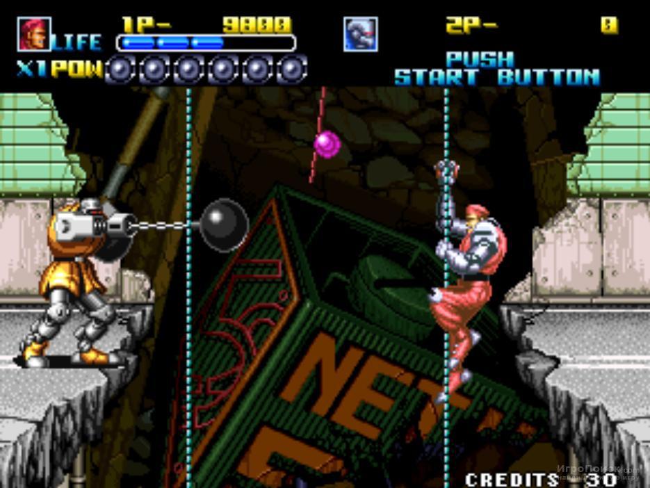 Скриншот к игре Robo Army