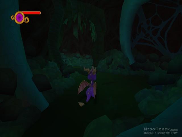 Скриншот к игре The Legend of Spyro: A New Beginning