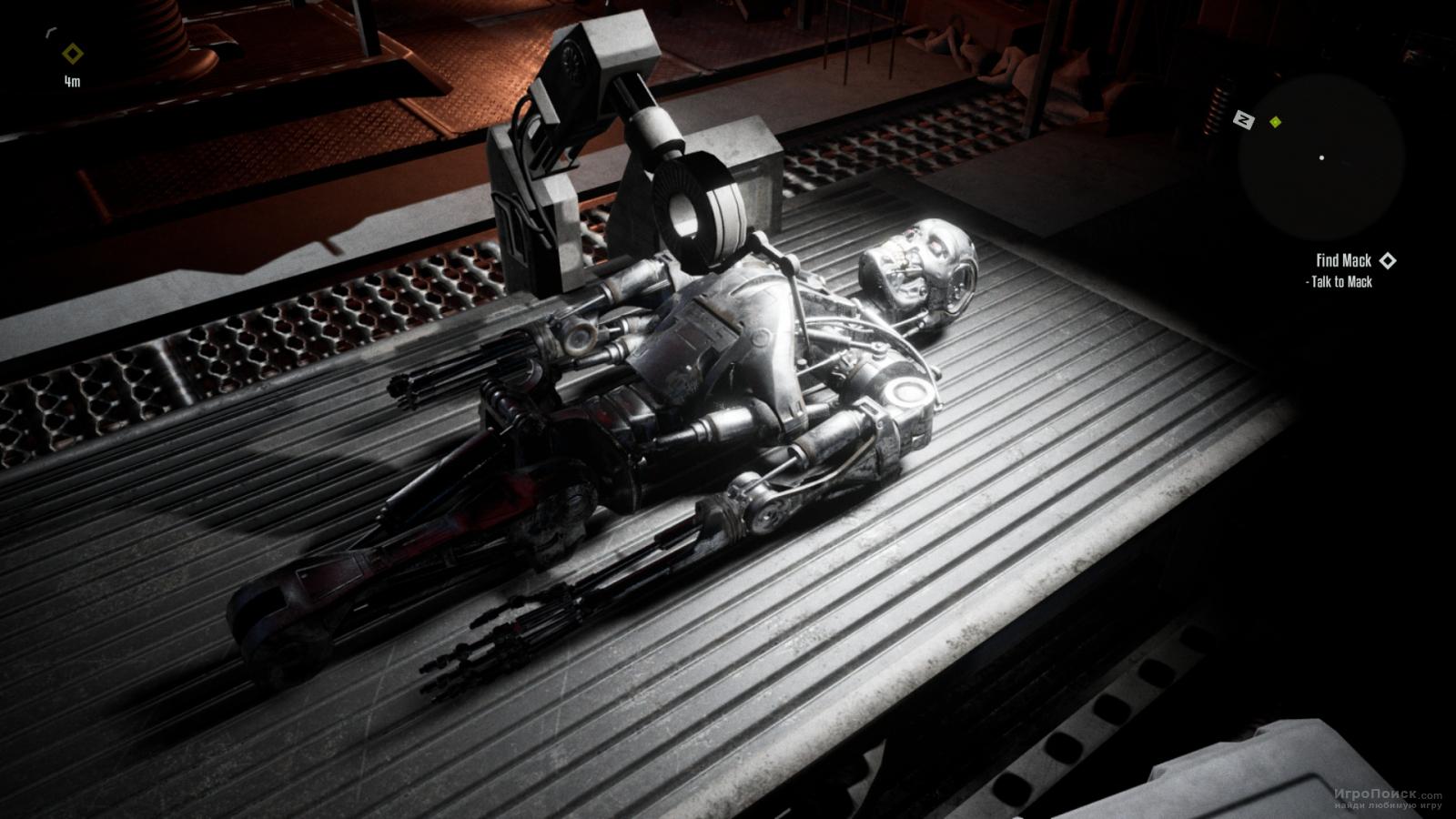Скриншот к игре Terminator: Resistance