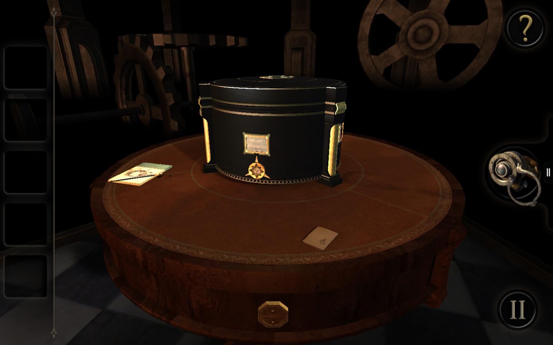 Скриншот к игре The Room