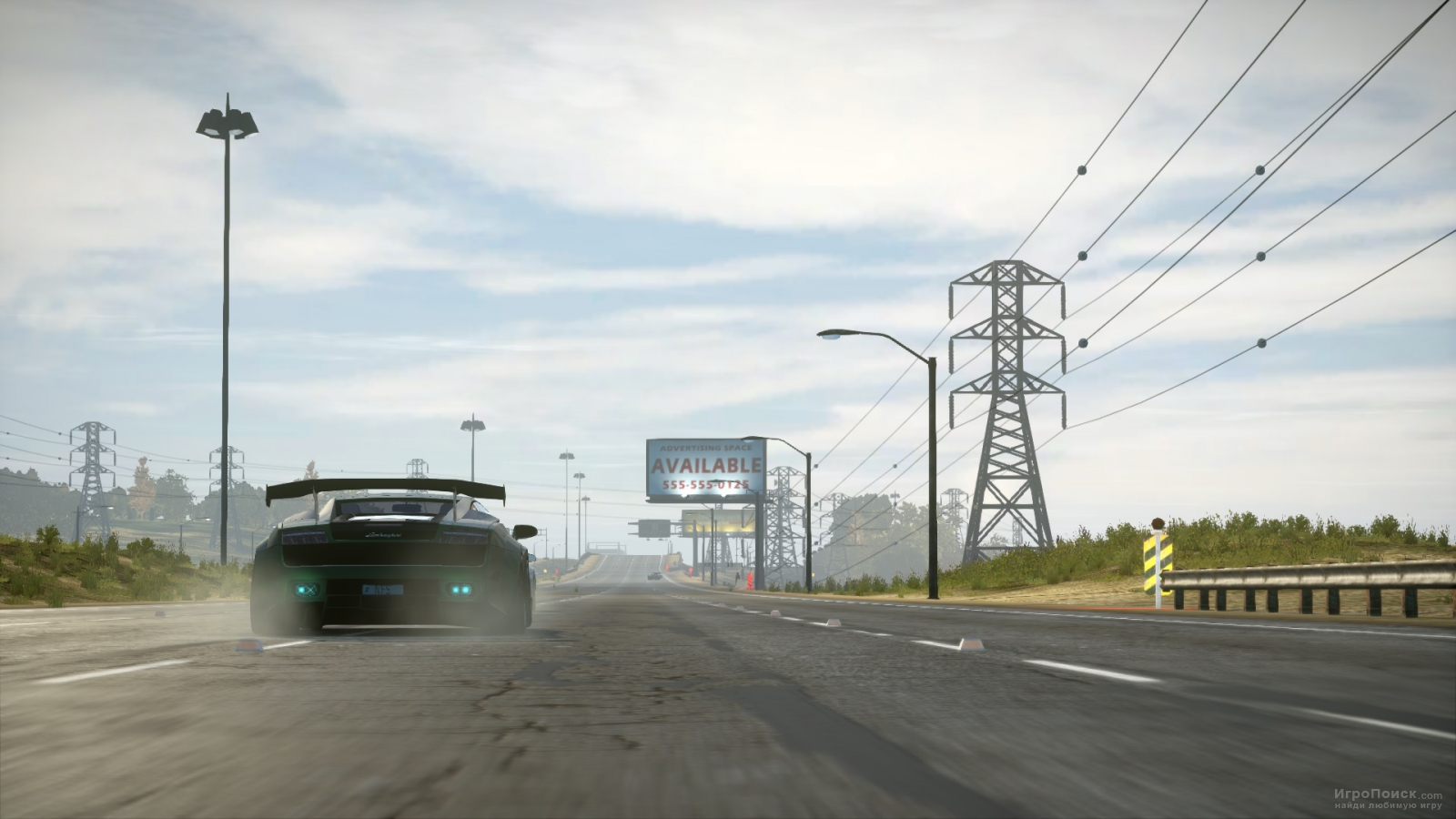 Скриншот к игре Need for Speed: The Run