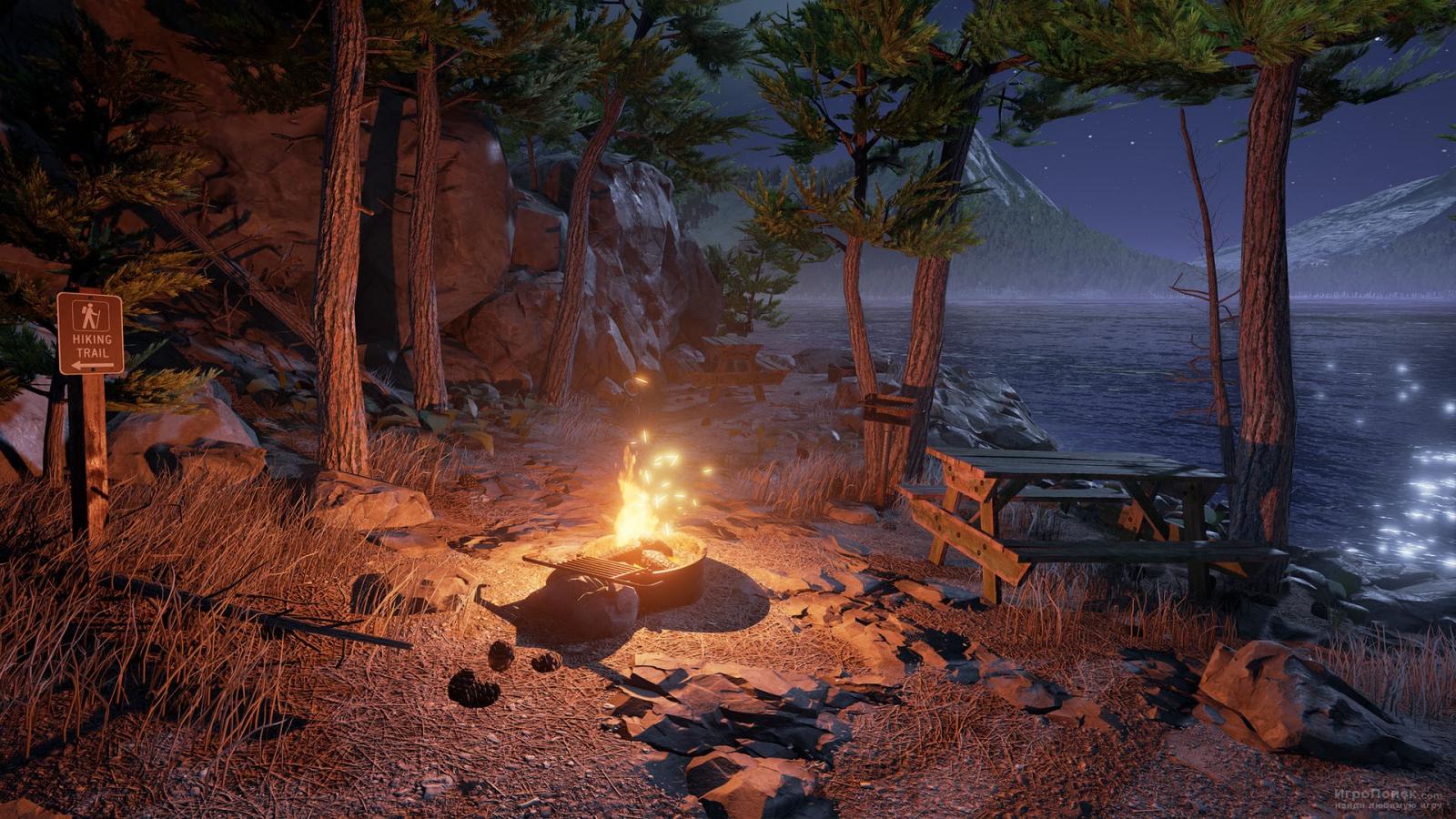 Скриншот к игре Obduction
