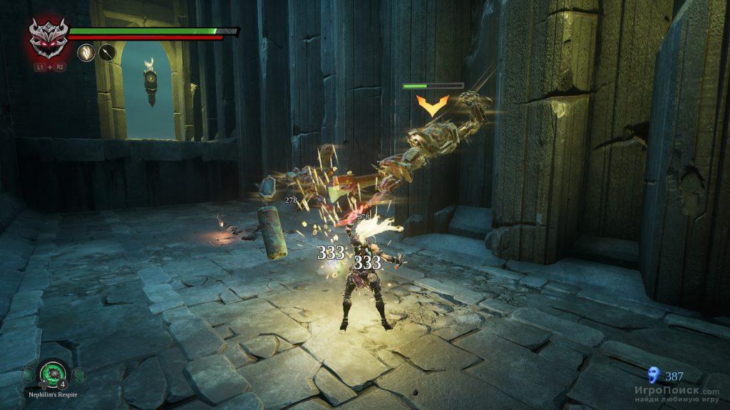 Скриншот к игре Darksiders III: Keepers of the Void