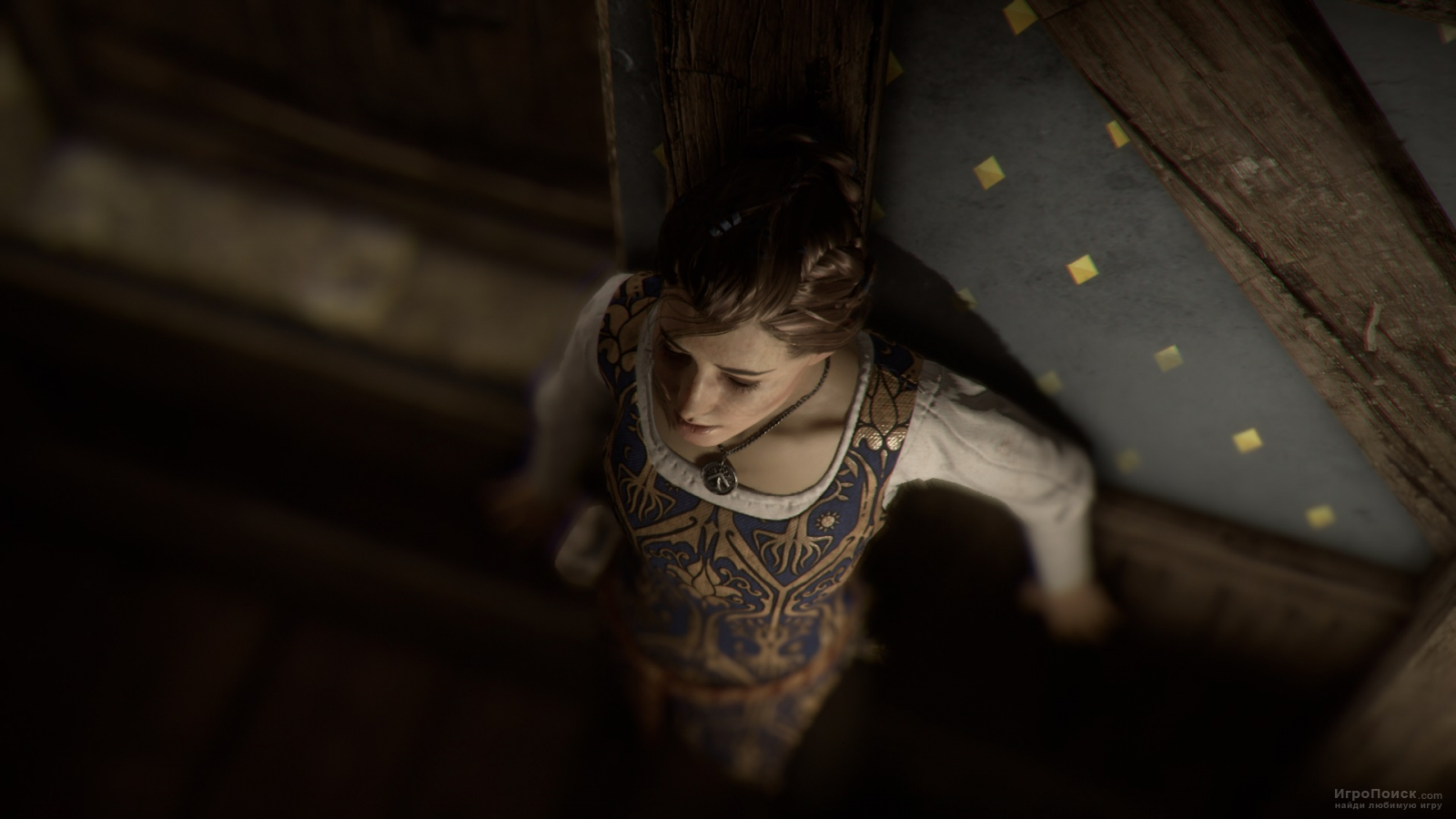 Скриншот к игре A Plague Tale: Innocence