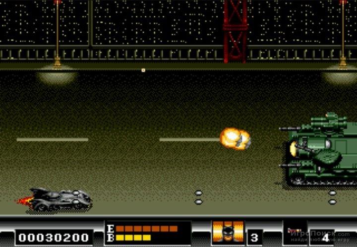 Скриншот к игре Batman: The Video Game