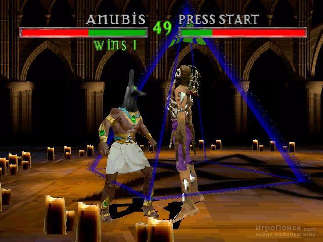 Скриншот к игре War Gods