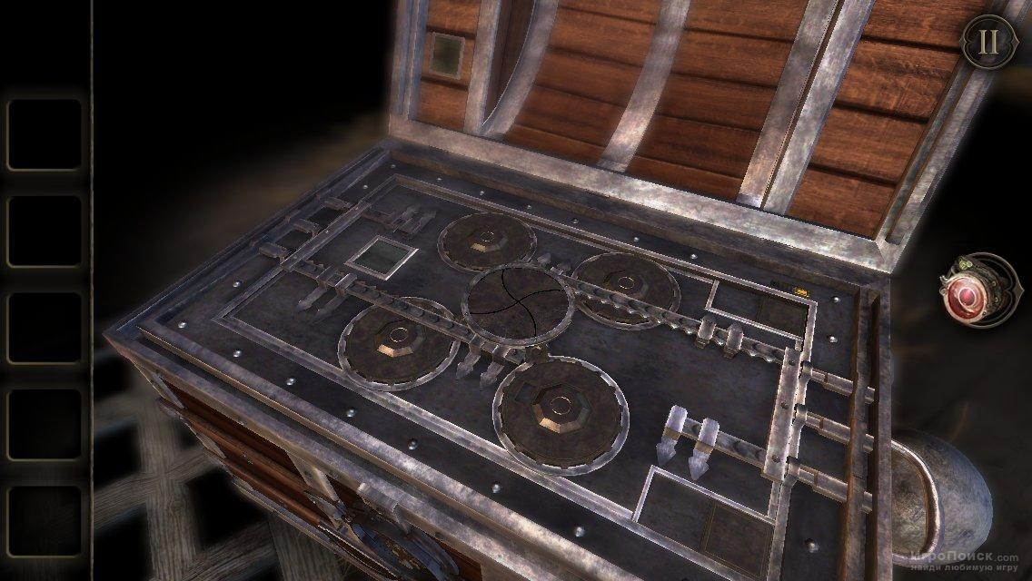 Скриншот к игре The Room Two