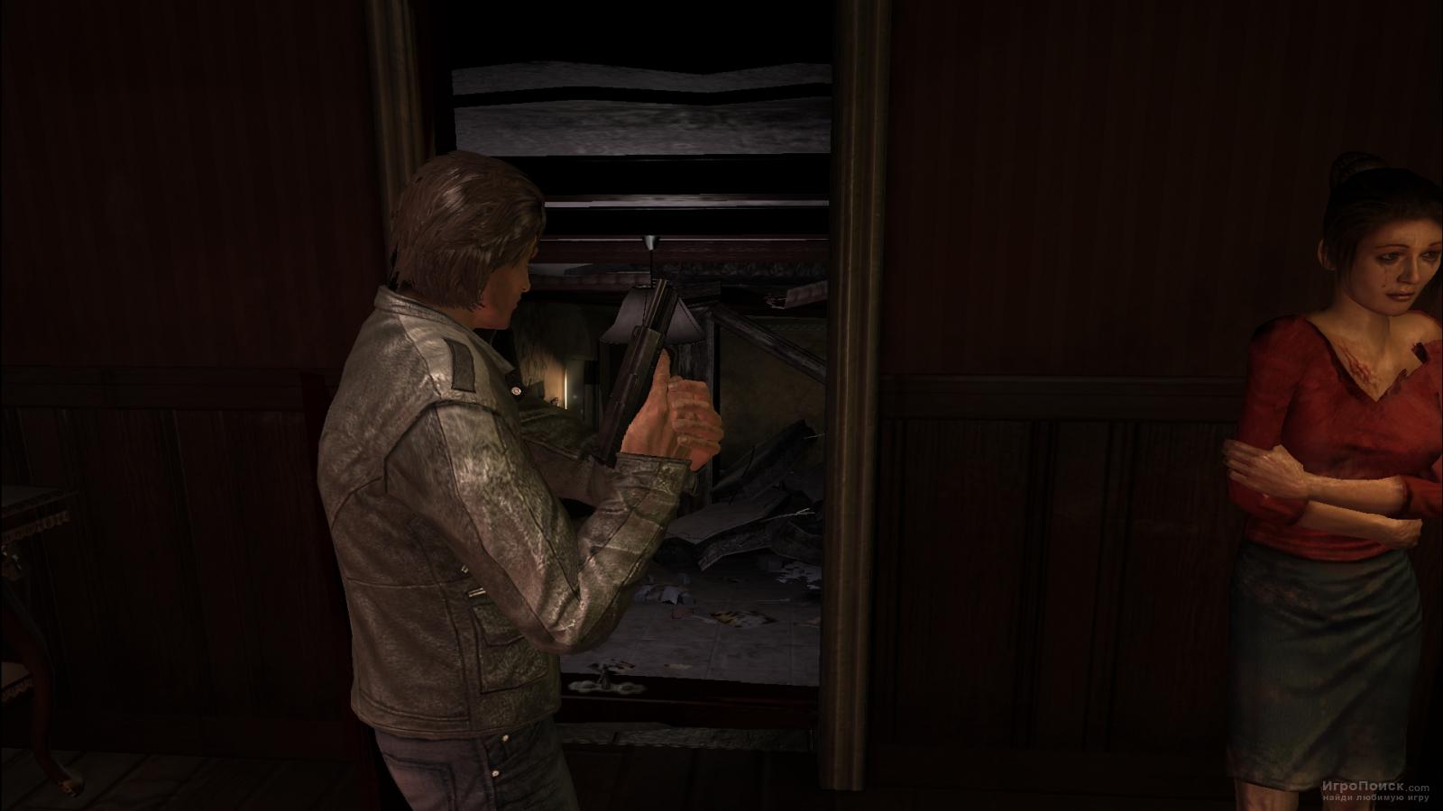 Скриншот к игре Alone in the Dark 2008