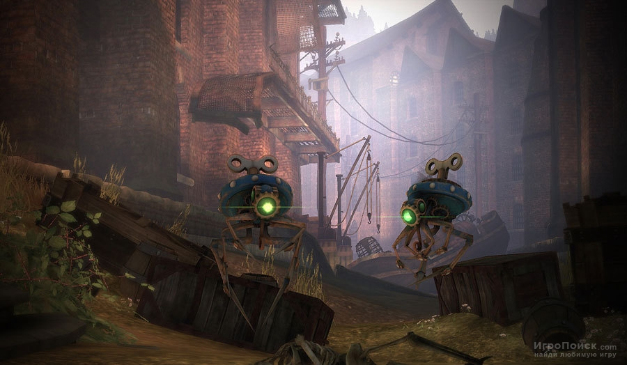 Скриншот к игре Fable III