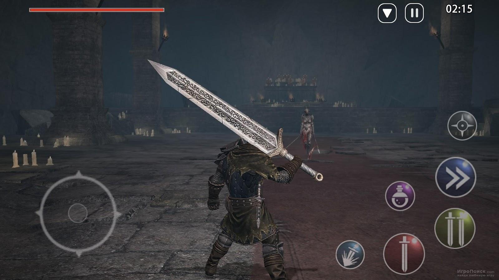 Скриншот к игре Animus: Harbinger