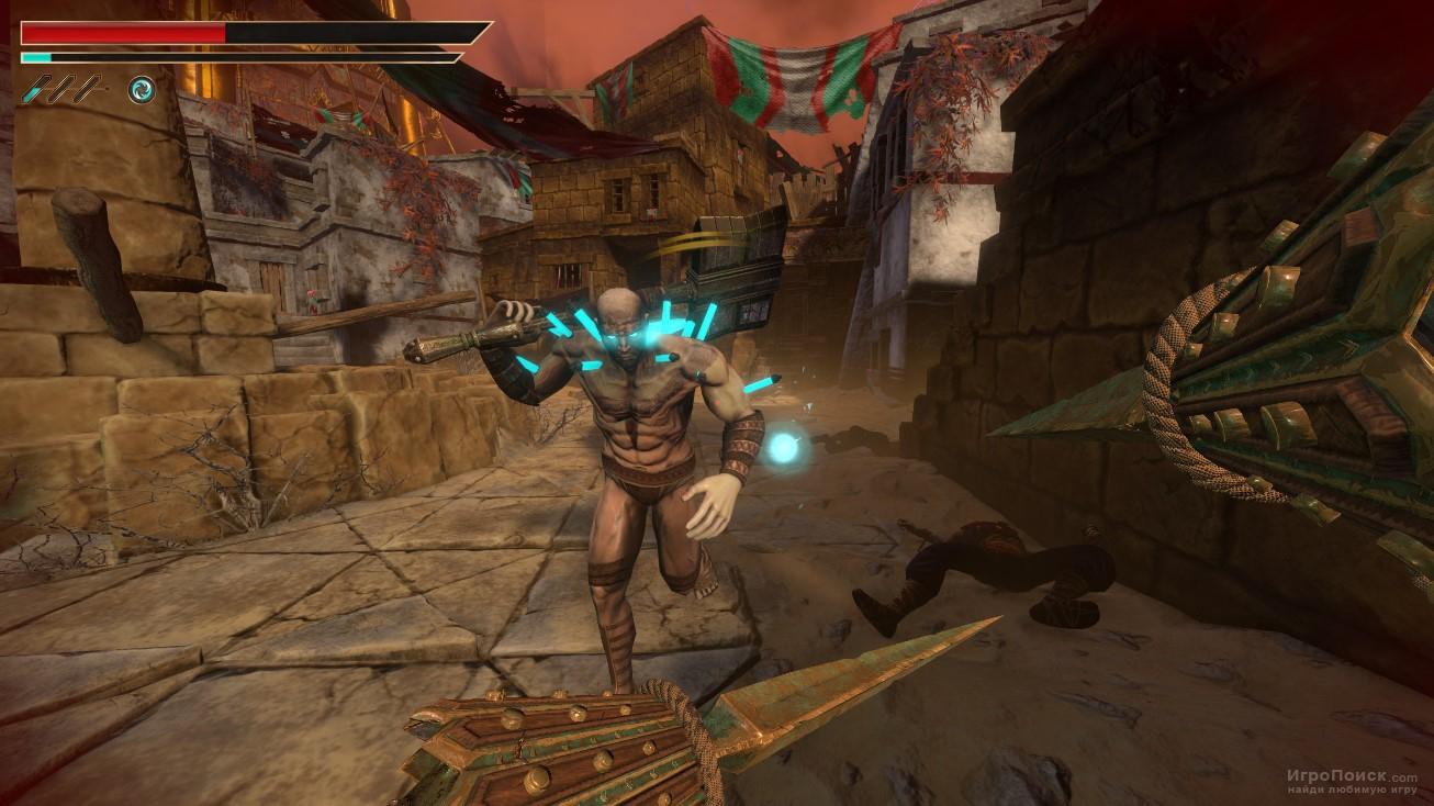 Скриншот к игре ELDERBORN