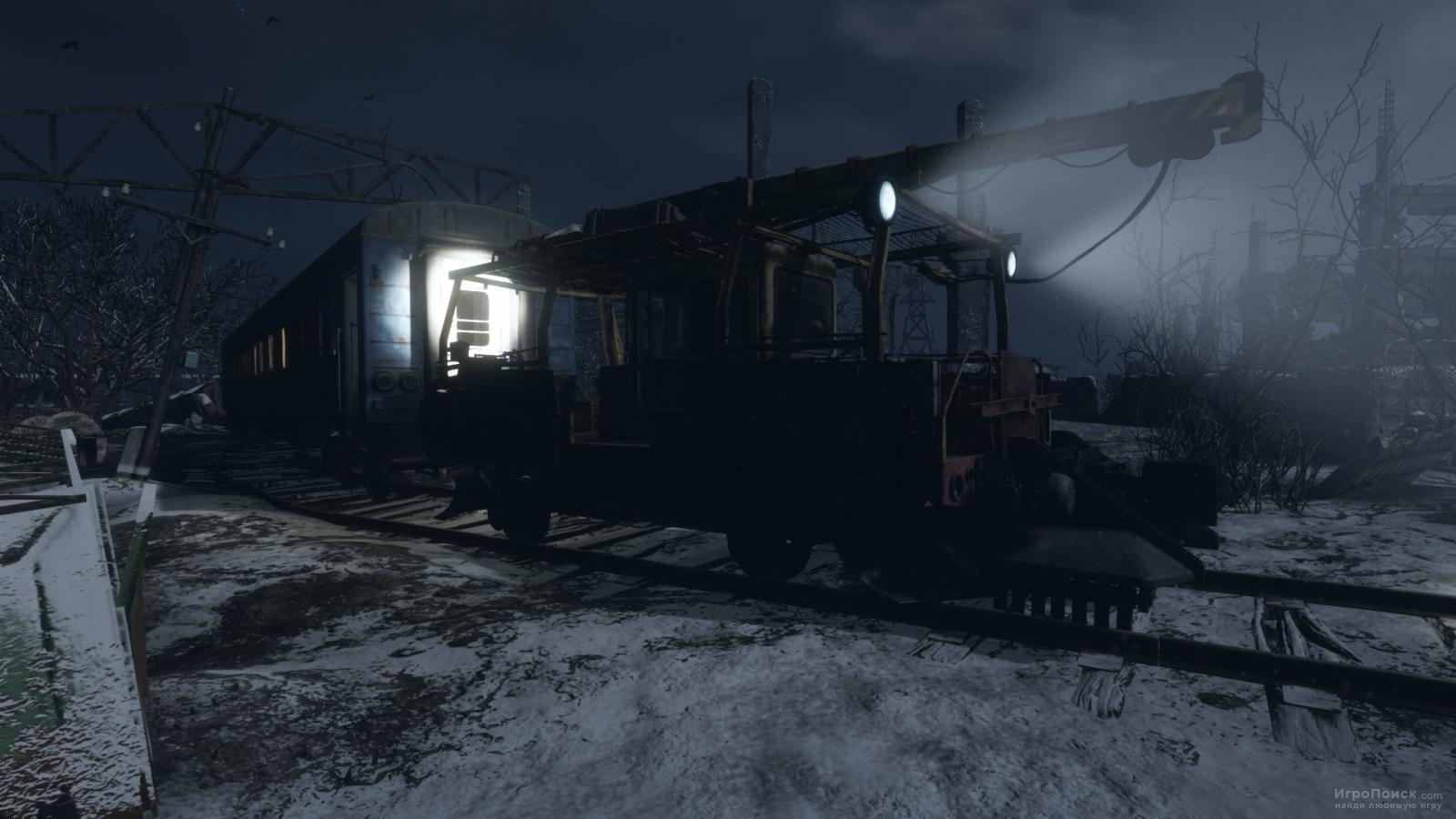 Скриншот к игре Metro: Exodus