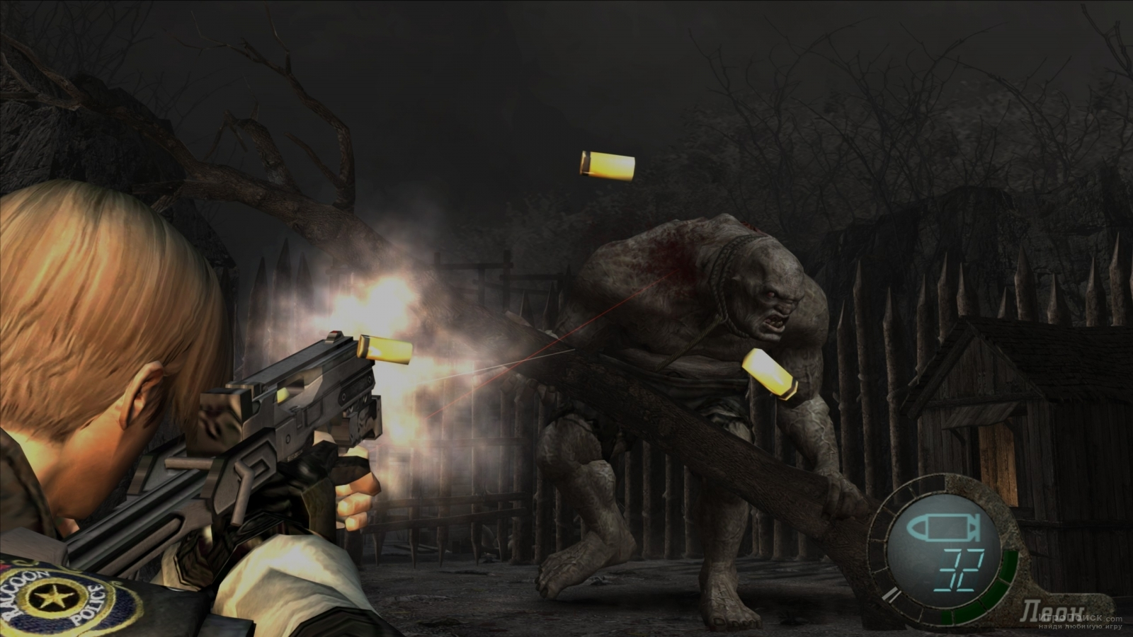 Скриншот к игре Resident Evil 4 Ultimate HD Edition