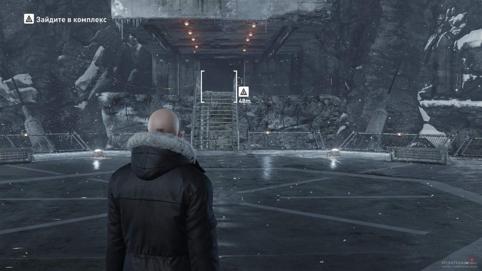 Скриншот к игре Hitman