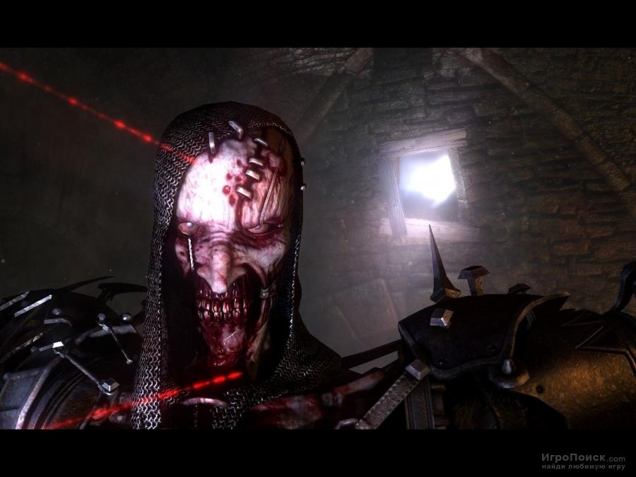 Скриншот к игре Clive Barker's Jericho