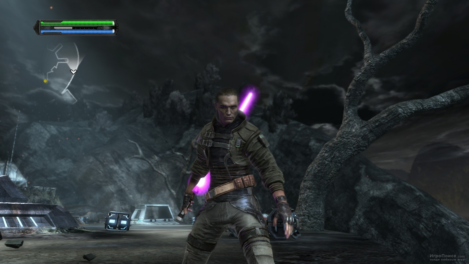 Скриншот к игре Star Wars: The Force Unleashed - Ultimate Sith Edition