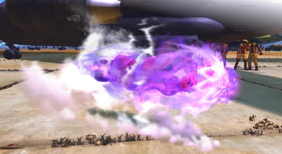Скриншот к игре Street Fighter IV