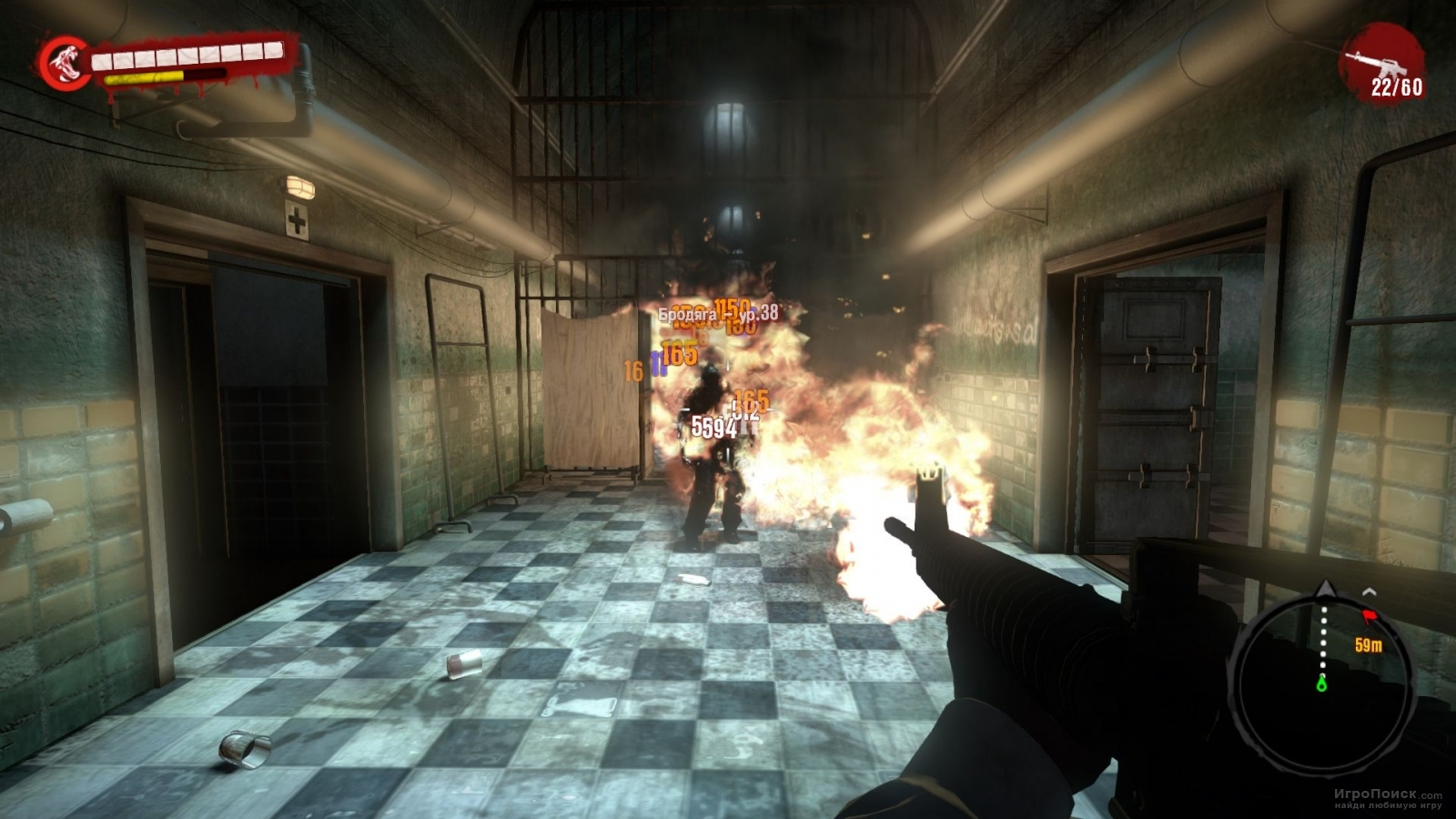 Скриншот к игре Dead Island